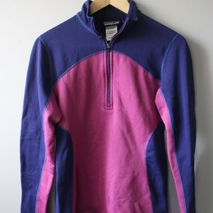 Patagonia Fleece-lined Long Sleeve Sweater Small